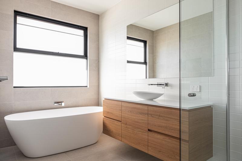Normus Homes - Marine II Bathroom
