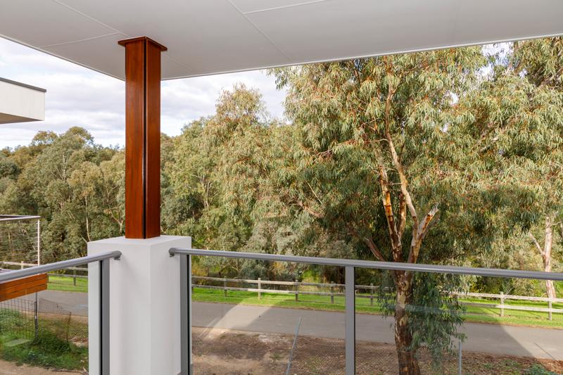 Normus Homes - Pitman Balcony