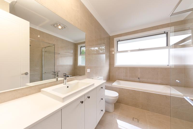 Normus Homes - Pitman Bathroom Detail