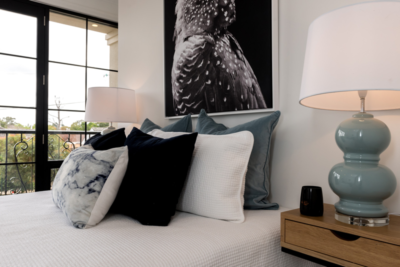 Normus Homes - Pitman Bedroom Detail