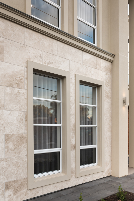 Normus Homes - Rosslyn Architectural Detail
