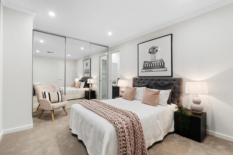 Normus Homes - Rosslyn Bedroom