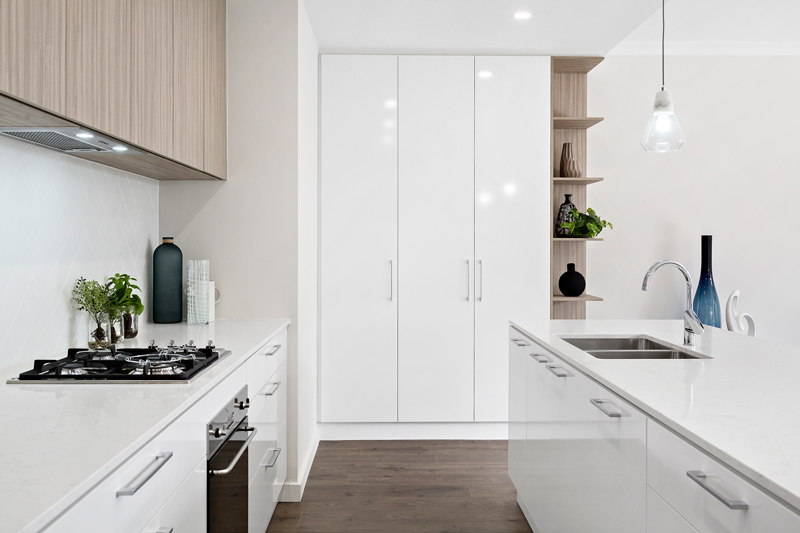 Normus Homes - Rosslyn Kitchen