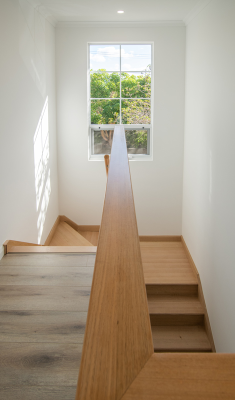 Normus Homes - George III Staircase