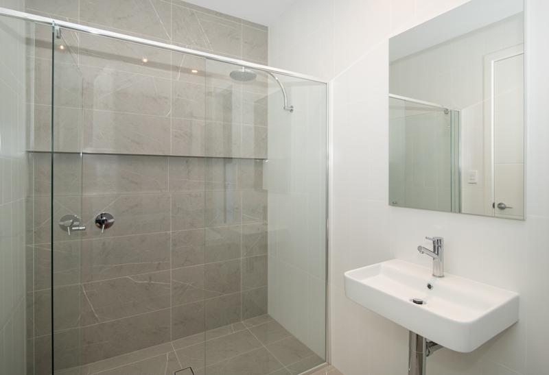 Normus Homes - Samuel III Shower Alcove
