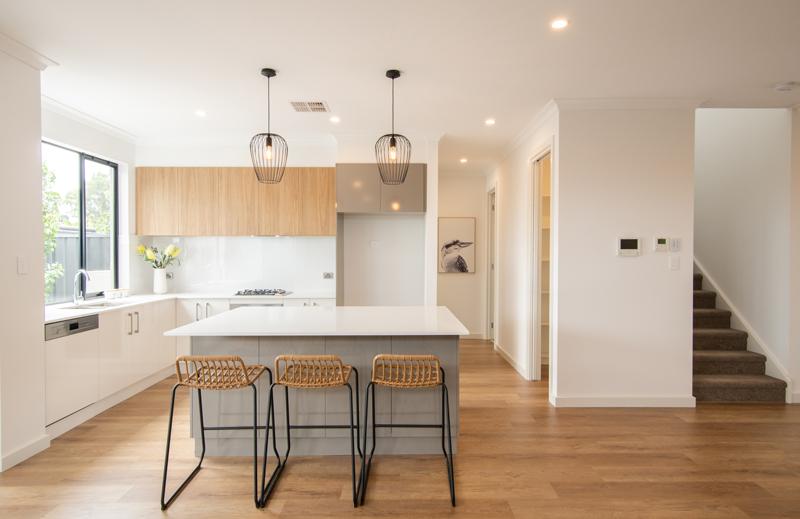 Normus Homes - Samuel III Kitchen