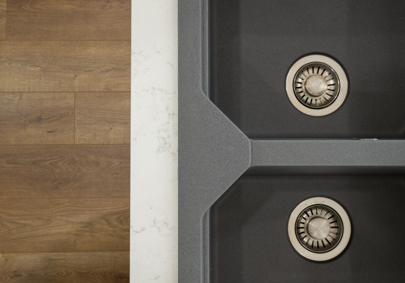 Normus Homes - George I Kitchen Sink