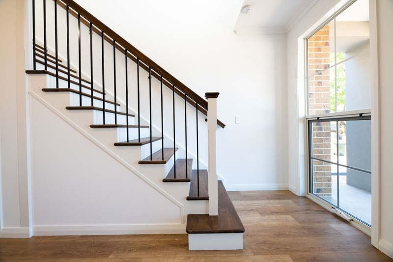 Normus Homes - George I Staircase